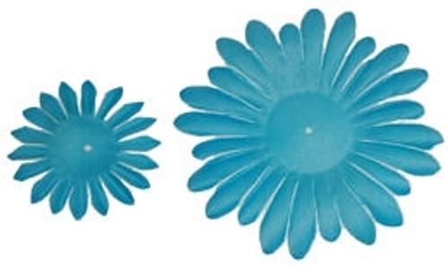 Light Blue Gerber Daisy Petals
