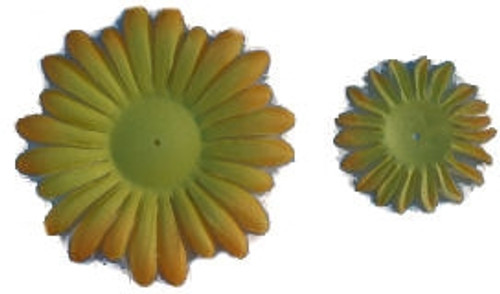 Yellow Gerber Daisy Petals