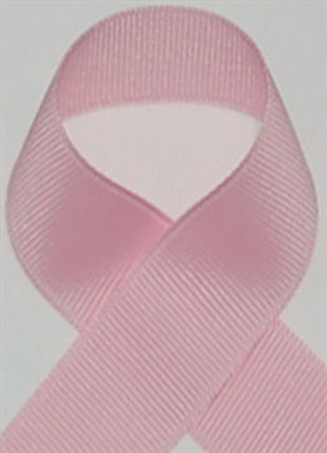 Schiff Baby Pink Grosgrain Ribbon