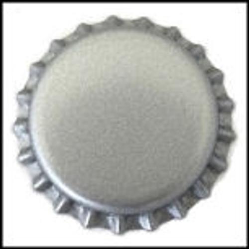Silver Bottle Caps