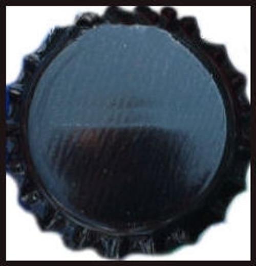 Black Bottle Caps