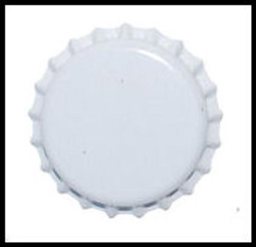 White Bottle Caps