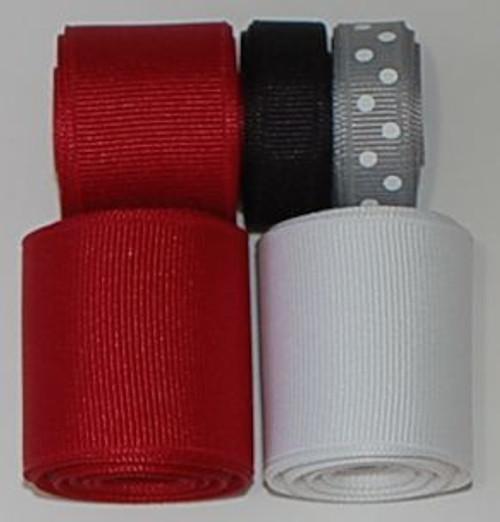University of Alabama Ribbon Set | College Ribbon