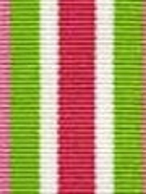 Sherbet Swirl Twist Preppy Stripe Ribbon