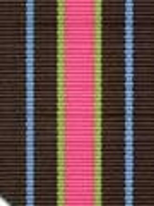 Bermuda Hot Preppy Stripe Ribbon