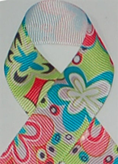 Mod Multi Grosgrain Ribbon