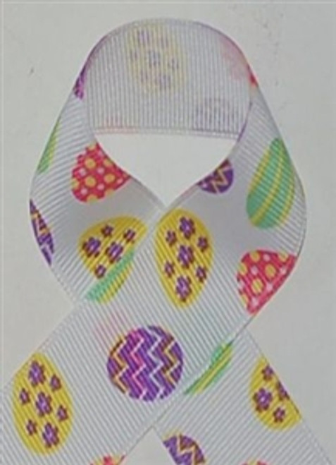Easter Egg Printed ribbon