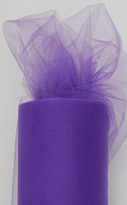 Lavender Tulle Fabric