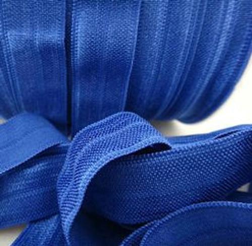 Royal Fold Over Elastic Ribbon
