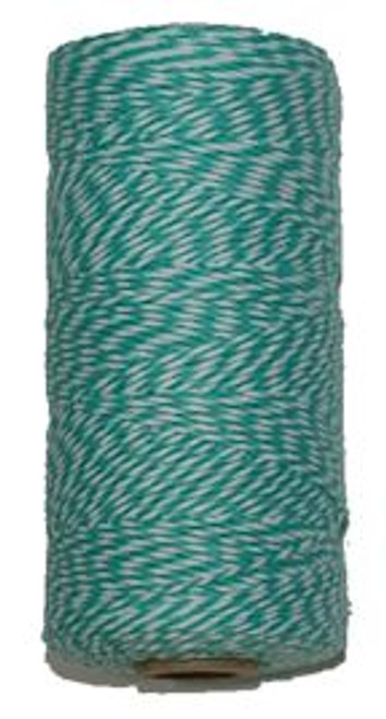 Teal Bakers Twine for Packaging