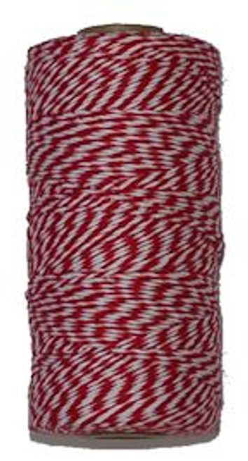Red Bakers Twine for Packaging