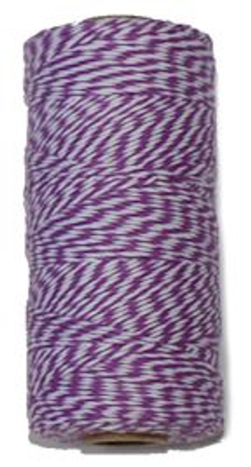 Purple Bakers Twine for Packaging