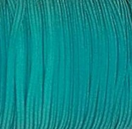 Turquoise Skinny Elastic for sewing, baby headbands and available in 24 colors