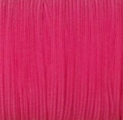 Hot Pink Skinny Elastic for sewing, baby headbands and available in 24 colors