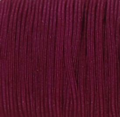 Wine Skinny Elastic for sewing, baby headbands and available in 24 colors