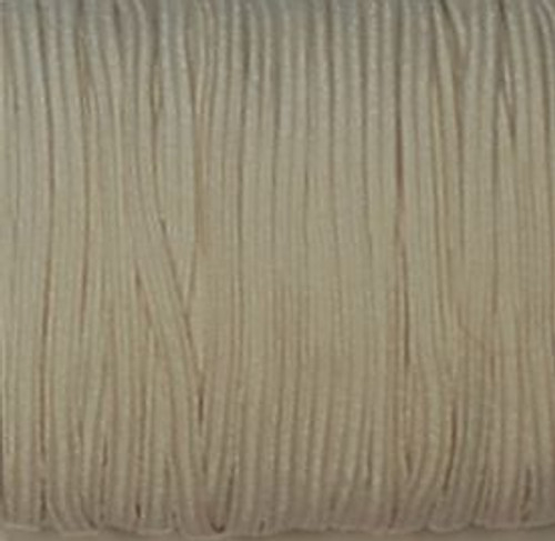 Ivory Skinny Elastic for sewing, baby headbands and available in 24 colors