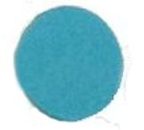 Turquoise Felt Circles for Crafting, Flower backing and Embellishments.