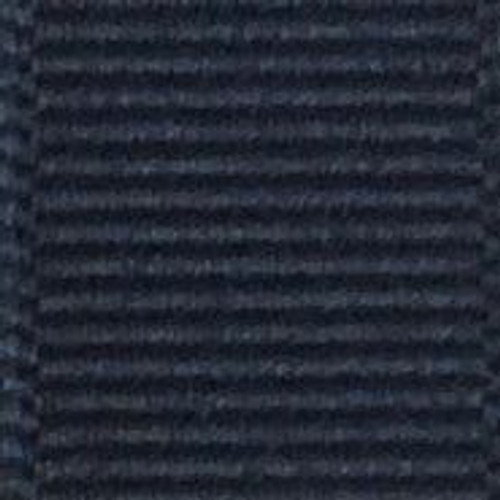 Navy Offray Grosgrain Ribbon