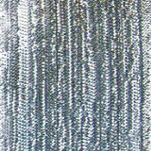 Silver High Shine Metallic Ribbon