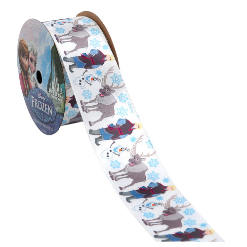 Frozen The Guys Printed Ribbon