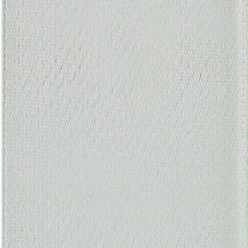 Shell Gray Single Faced Satin Ribbon