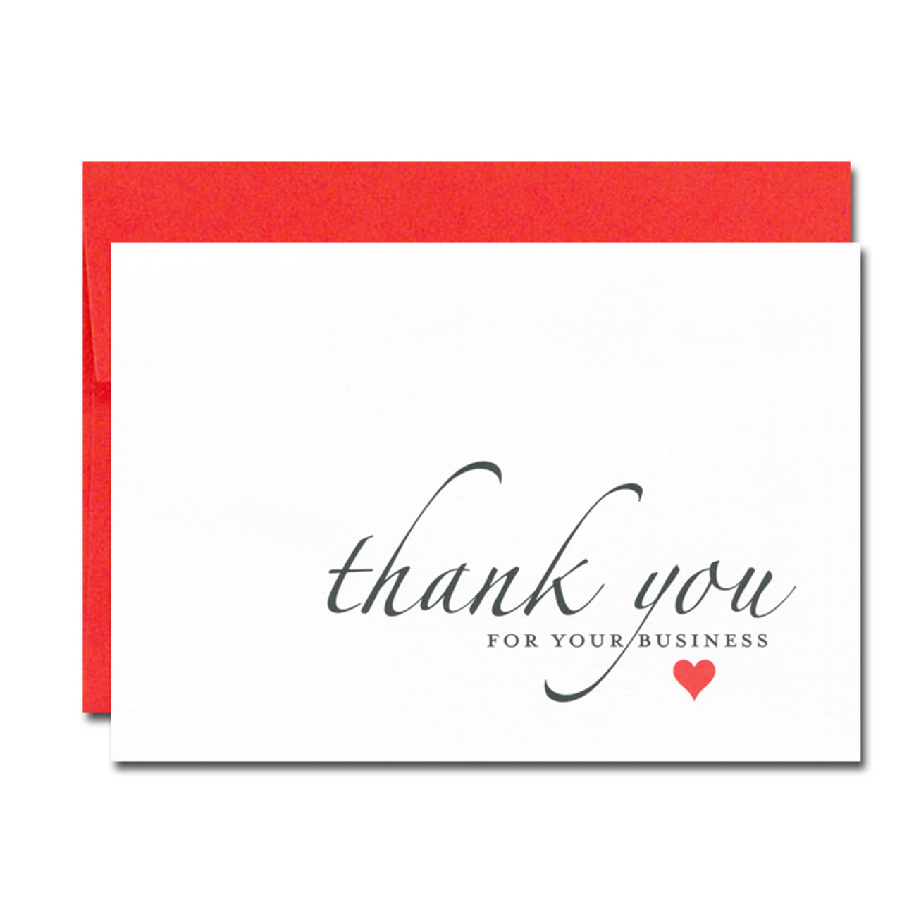 Boxed Valentine\'s Day Note Cards for Business – Business Appreciation