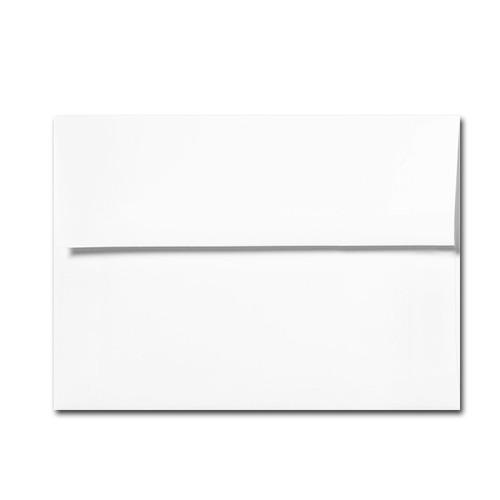 A2 White Envelope for Note Cards