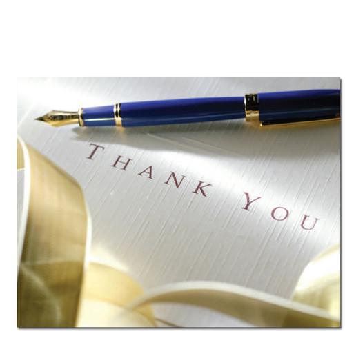 POSTCARDS: Thank You: Written Appreciation - box of 50 postcards