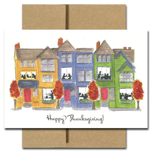 Good Company: Thanksgiving Cards - box of 10 cards & envelopes