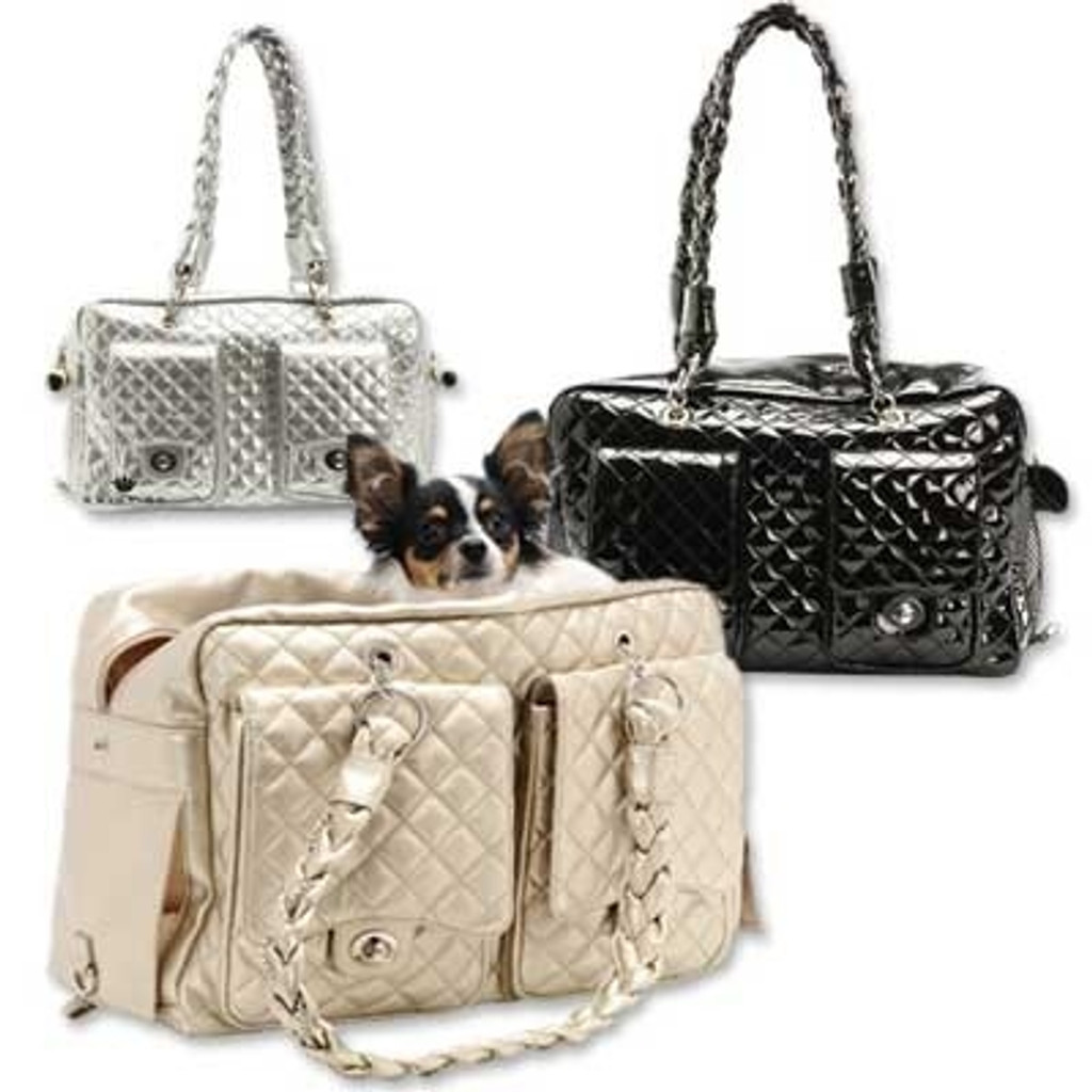 Pet Royalty Alex Luxe Dog Carrier