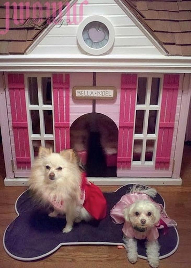 Jwoww Dog House