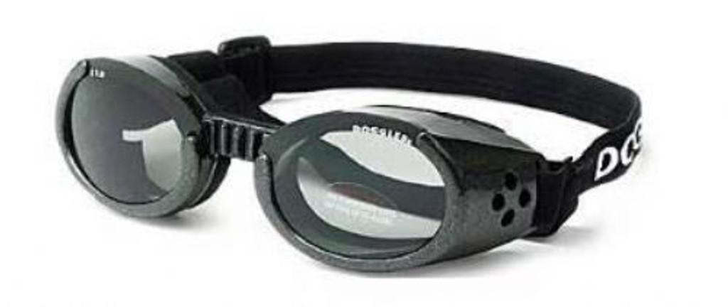 Doggles ILS Black Dog Goggles