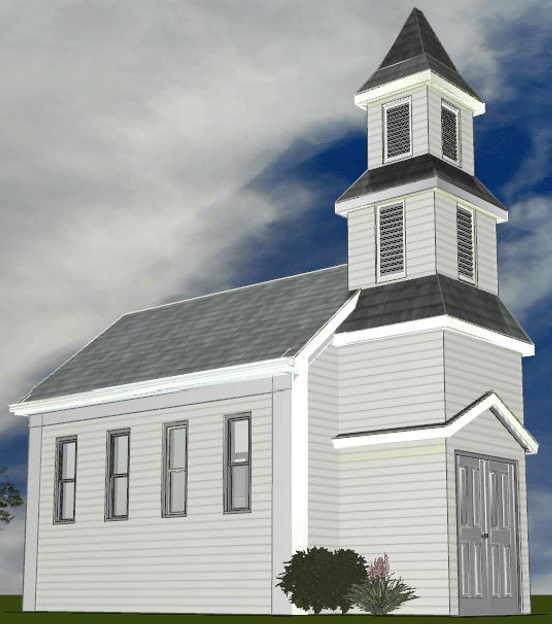 Wedding Chapel Dog House