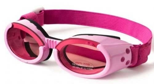 Doggles ILS PInk Dog Goggles