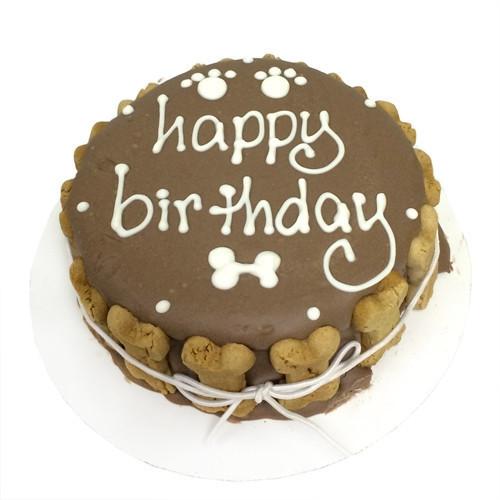 Doggie Birthday Cakes Unisex Dog Birthday Cake