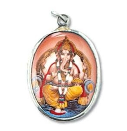 Dog Collar | Ganesh Dog Collar Charm