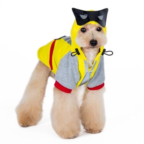 Super Hero Dog Hoodie