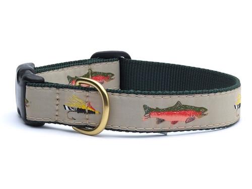 Dog Collar | Fly Fishing Dog Collar