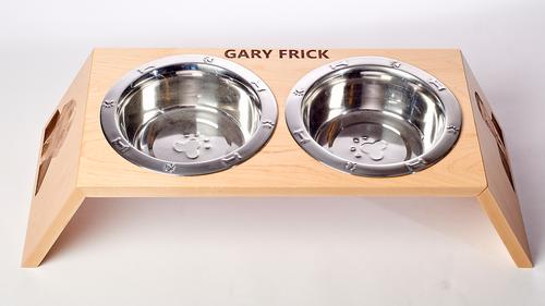 gary frick dog bowl