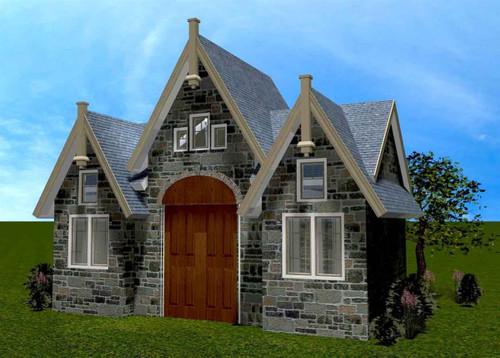 Vampiri,Varcolaci si Oameni Adirondack-style-dog-house-2__49700.1491959708.500.750