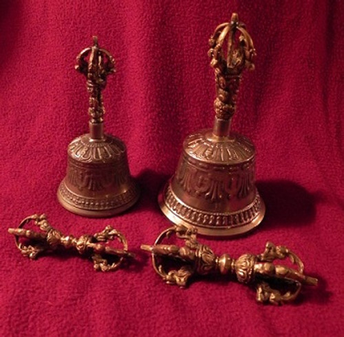 Bell and Dorge, Small and Medium Harmony