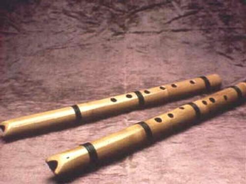 Bindings for the Shakuhachi