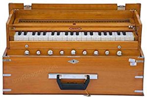 Classic Bina 23B Travel Harmonium 3.5 Octave