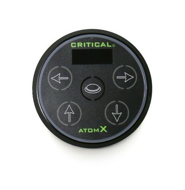 Critical Tattoo Atom X Power Supply - Black