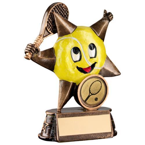 TENNIS COMIC AWARD