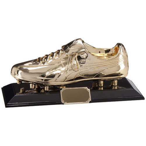 Classic Puma King Football Boot Trophy Award