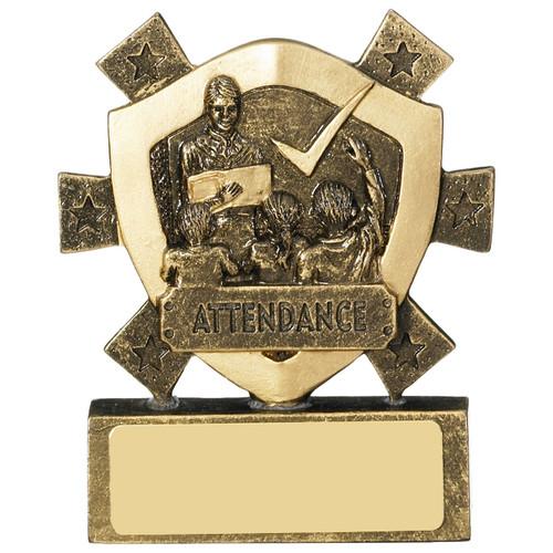 Star Shield Attendance Budget Cheap Award RM641 FREE Engraving