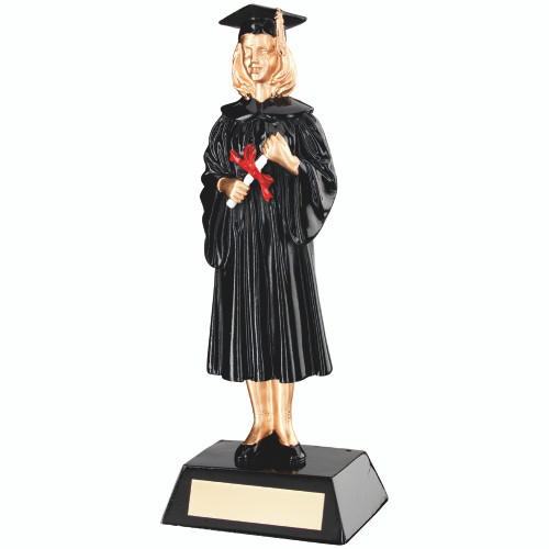 Fabulous Female Graduate Award that includes FREE engraving.