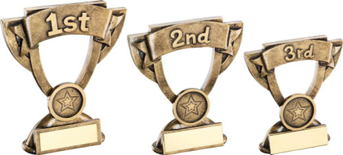 1st,2nd & 3rd Place Awards available with FREE personalised engraving.